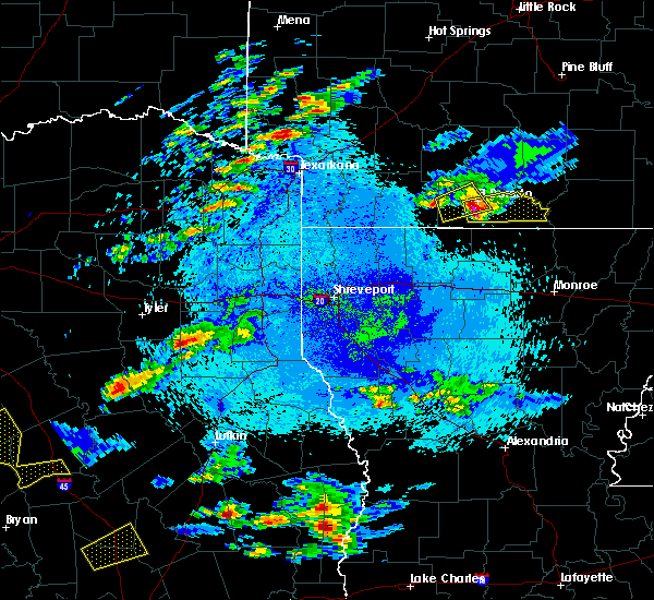 Radar Image for Severe Thunderstorms near Strong, AR at 5/2/2016 2:07 AM CDT