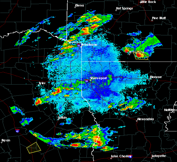Radar Image for Severe Thunderstorms near Strong, AR at 5/2/2016 2:39 AM CDT