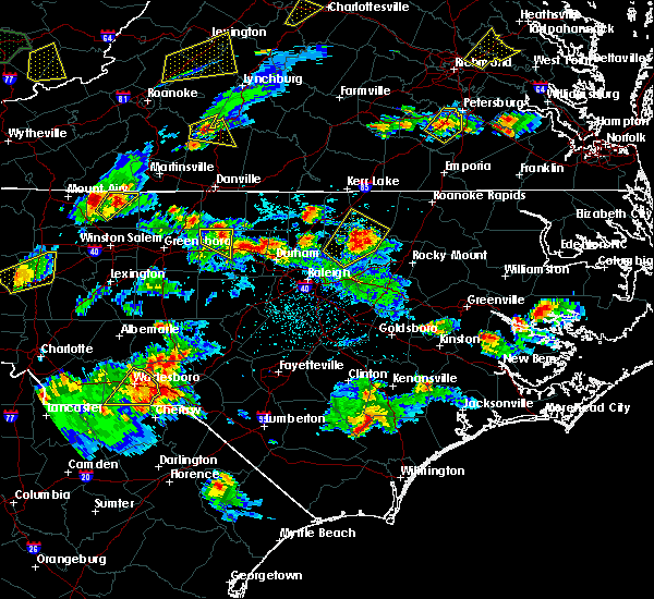 Radar Image for Severe Thunderstorms near Altamahaw, NC at 5/2/2016 5:37 PM EDT