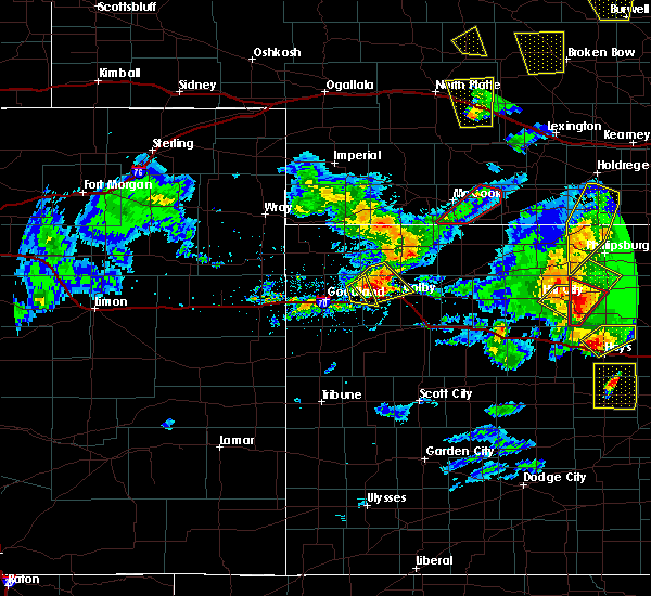 Radar Image for Severe Thunderstorms near Indianola, NE at 5/8/2016 6:47 PM CDT