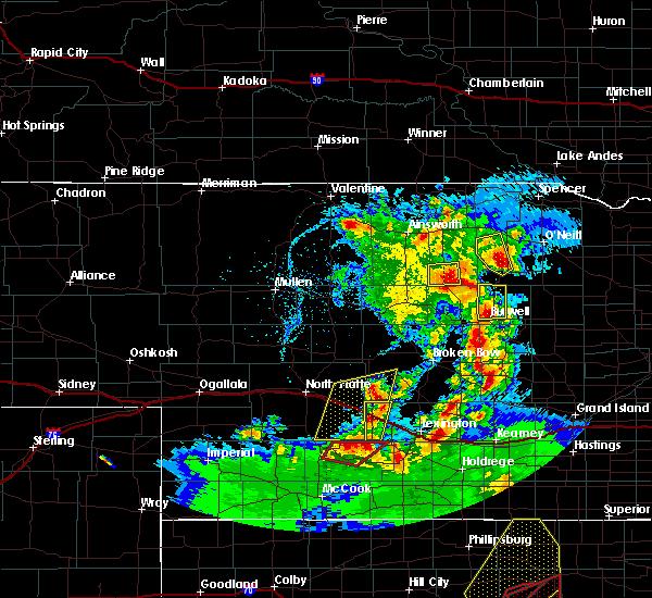 Burwell Nebraska Map.Interactive Hail Maps Hail Map For Burwell Ne