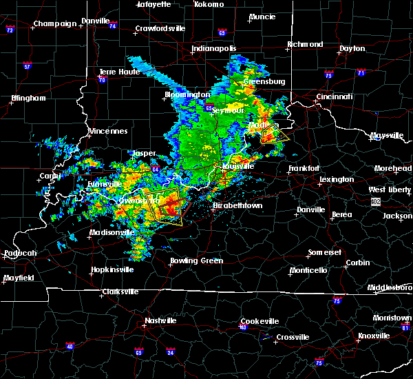 Radar Image for Severe Thunderstorms near Ghent, KY at 5/10/2016 3:14 PM EDT