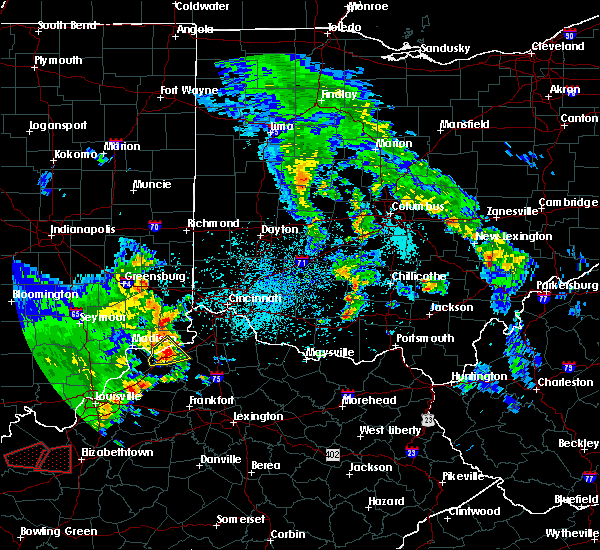 Radar Image for Severe Thunderstorms near Ghent, KY at 5/10/2016 3:23 PM EDT