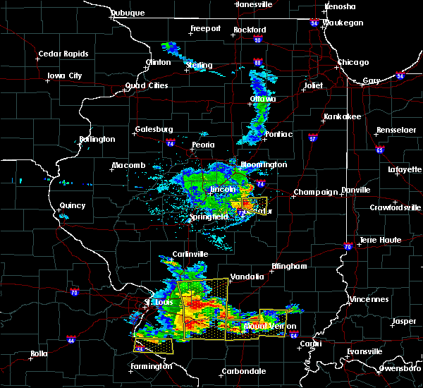 Radar Image for Severe Thunderstorms near Argenta, IL at 5/11/2016 3:02 PM CDT