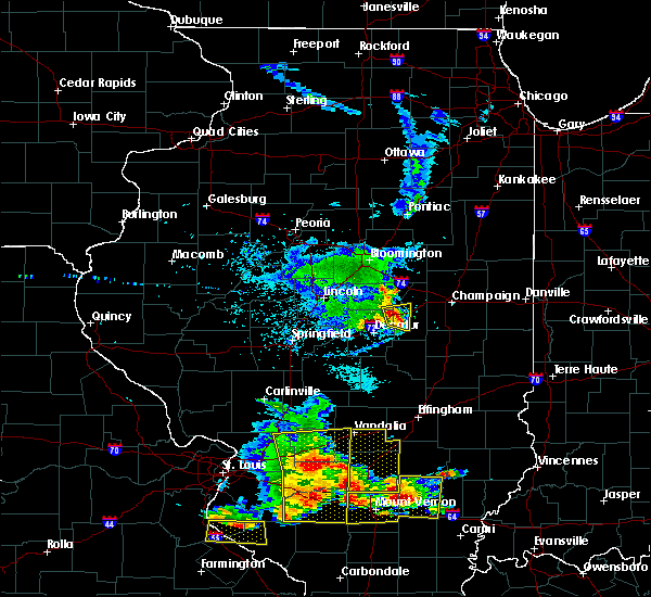Radar Image for Severe Thunderstorms near Argenta, IL at 5/11/2016 3:11 PM CDT