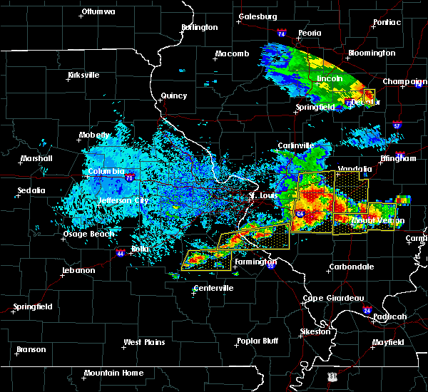 Radar Image for Severe Thunderstorms near Old Ripley, IL at 5/11/2016 3:17 PM CDT