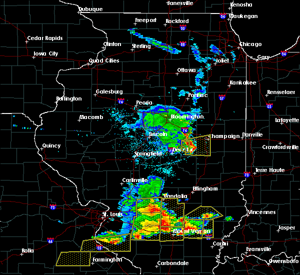 Radar Image for Severe Thunderstorms near Champaign, IL at 5/11/2016 3:30 PM CDT