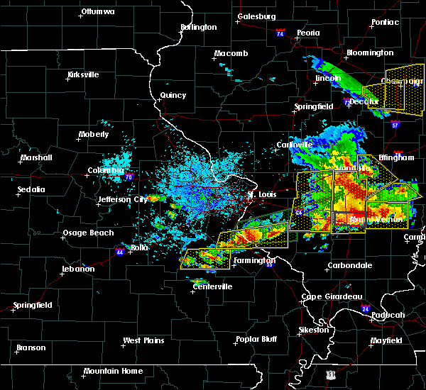 Radar Image for Severe Thunderstorms near Old Ripley, IL at 5/11/2016 3:58 PM CDT