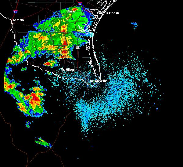 Radar Image for Severe Thunderstorms near Linn, TX at 5/14/2016 4:23 PM CDT
