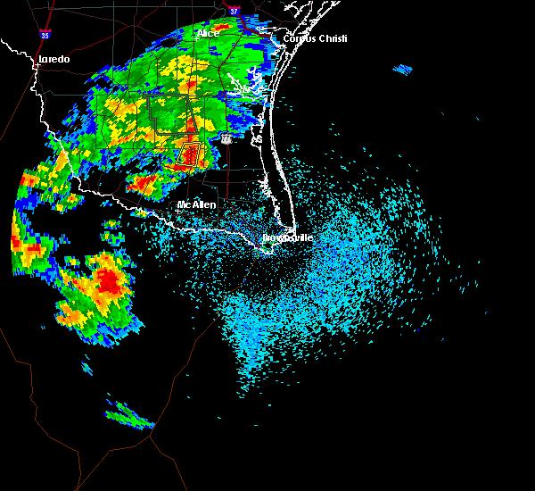 Radar Image for Severe Thunderstorms near Linn, TX at 5/14/2016 4:36 PM CDT