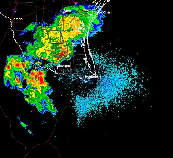 Radar Image for Severe Thunderstorms near Linn, TX at 5/14/2016 5:21 PM CDT