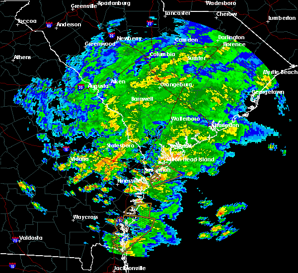 Weather Radar Wilmington Island Ga