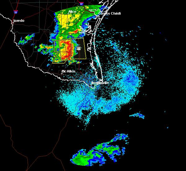 Radar Image for Severe Thunderstorms near Linn, TX at 5/18/2016 3:29 PM CDT