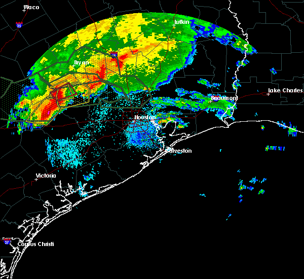 Radar Image for Severe Thunderstorms near Beach City, TX at 5/27/2016 3:01 AM CDT