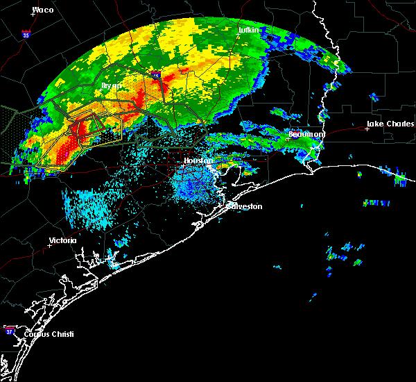 Radar Image for Severe Thunderstorms near Baytown, TX at 5/27/2016 3:01 AM CDT