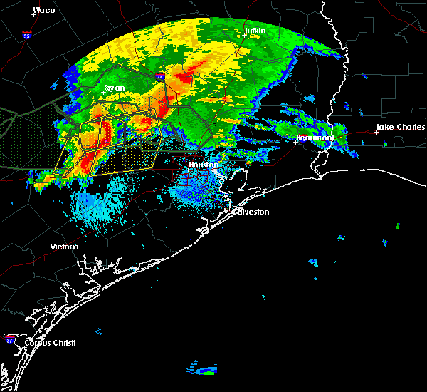 Radar Image for Severe Thunderstorms near Magnolia, TX at 5/27/2016 3:32 AM CDT