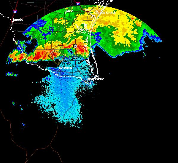 Radar Image for Severe Thunderstorms near Linn, TX at 5/31/2016 10:28 PM CDT