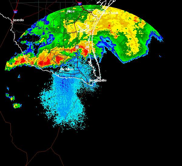 Radar Image for Severe Thunderstorms near Linn, TX at 5/31/2016 10:52 PM CDT