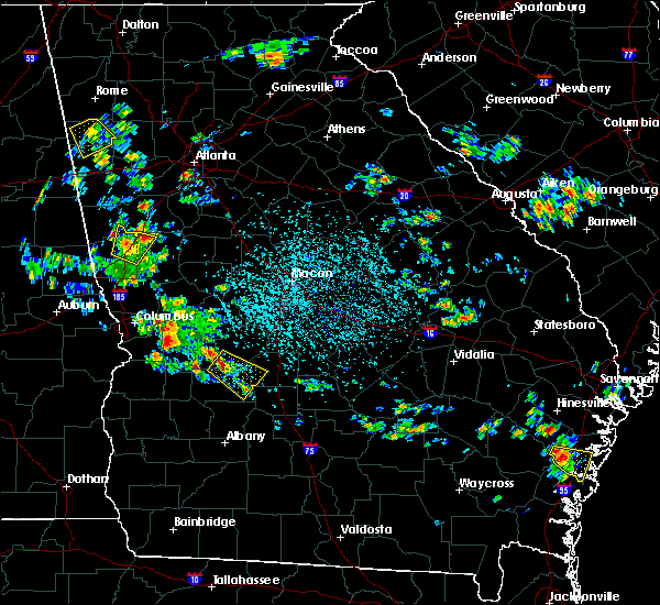 Radar Image for Severe Thunderstorms near Lilly, GA at 6/1/2016 3:03 PM EDT