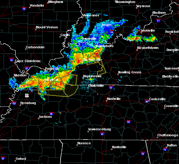 Radar Image for Severe Thunderstorms near Rochester, KY at 6/15/2016 2:21 PM CDT