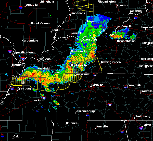 Radar Image for Severe Thunderstorms near Trenton, KY at 6/15/2016 3:04 PM CDT