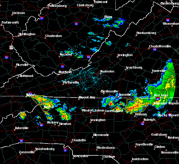Radar Image for Severe Thunderstorms near Mountain City, TN at 6/17/2016 12:42 AM EDT