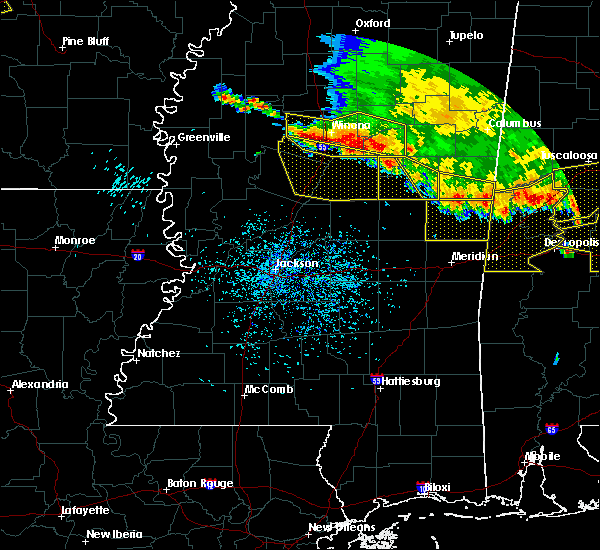 Radar Image for Severe Thunderstorms near Sallis, MS at 6/17/2016 3:48 PM CDT