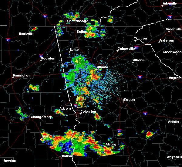 Interactive Hail Maps Hail Map For Lagrange Ga