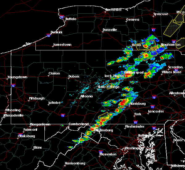 Radar Image for Severe Thunderstorms near Lemoyne, PA at 6/28/2016 3:02 PM EDT