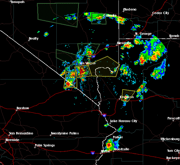 Radar Image for Severe Thunderstorms near Crozier, AZ at 6/30/2016 3:01 PM MST