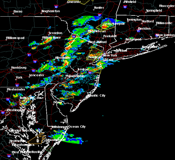 Radar Image for Severe Thunderstorms near Paterson, NJ at 7/1/2016 3:49 PM EDT