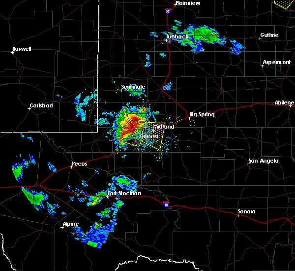 interactive hail maps