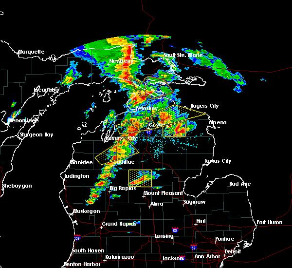 Mackinac Island Weather Radar