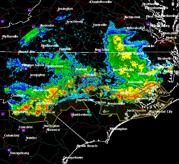 Fuquay Varina Zip Code Map.Interactive Hail Maps Hail Map For Clayton Nc