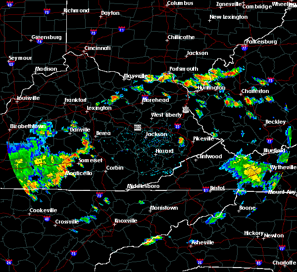 Radar Image for Severe Thunderstorms near Burnside, KY at 7/14/2016 2:46 PM EDT