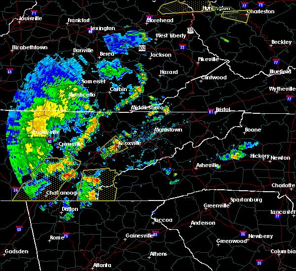 Radar Image for Severe Thunderstorms near Rose Hill, VA at 7/14/2016 4:49 PM EDT
