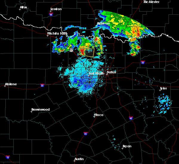 Radar Image for Severe Thunderstorms near Sanger, TX at 7/15/2016 5:32 AM CDT