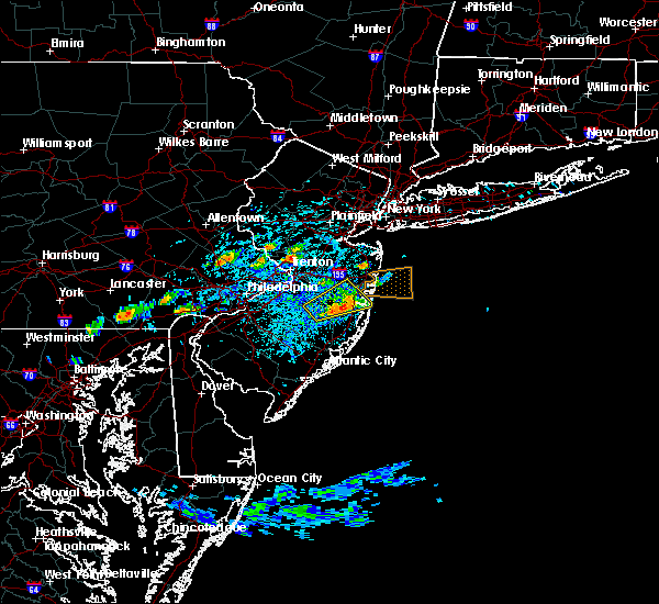 Radar Image for Severe Thunderstorms near Browns Mills, NJ at 7/16/2016 2:35 PM EDT