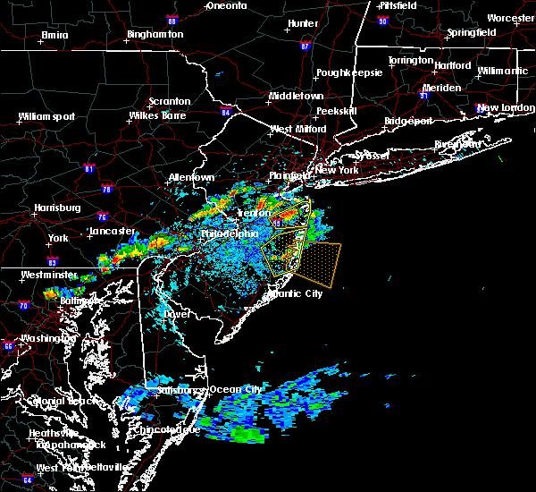 Radar Image for Severe Thunderstorms near Silver Ridge, NJ at 7/16/2016 3:24 PM EDT