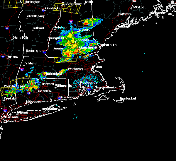 Radar Image for Severe Thunderstorms near Hudson, NH at 7/18/2016 3:08 PM EDT