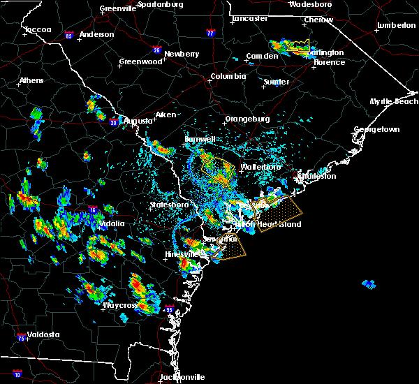 Radar Image for Severe Thunderstorms near Girard, GA at 7/20/2016 5:03 PM EDT