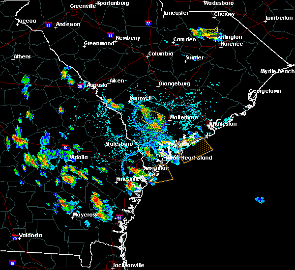 Radar Image for Severe Thunderstorms near Girard, GA at 7/20/2016 5:04 PM EDT