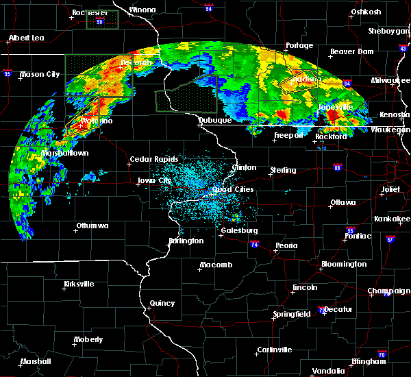 Radar Image for Severe Thunderstorms near Rowley, IA at 7/23/2016 2:34 PM CDT