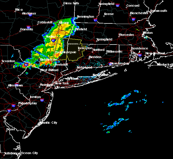 Radar Image for Severe Thunderstorms near Canaan, CT at 7/25/2016 2:20 PM EDT