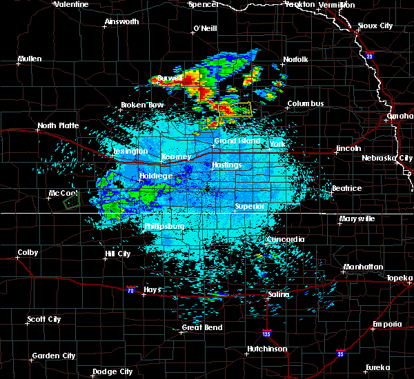 Radar Image for Severe Thunderstorms near Fullerton, NE at 8/1/2016 10:55 PM CDT