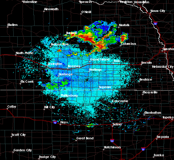 Radar Image for Severe Thunderstorms near Fullerton, NE at 8/1/2016 11:34 PM CDT