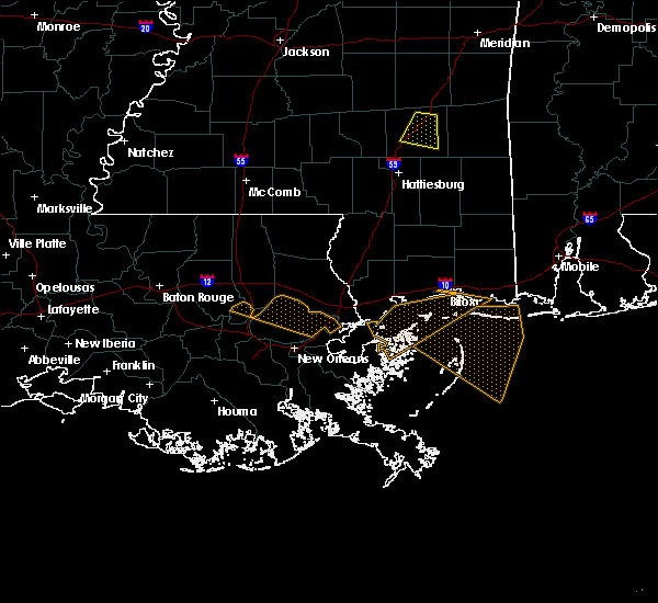 Interactive Hail Maps Hail Map for Laplace LA
