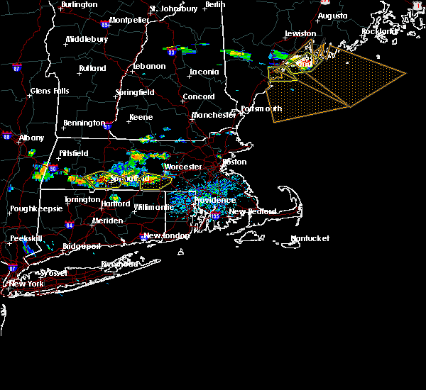 Radar Image for Severe Thunderstorms near Holyoke, MA at 8/12/2016 3:15 PM EDT