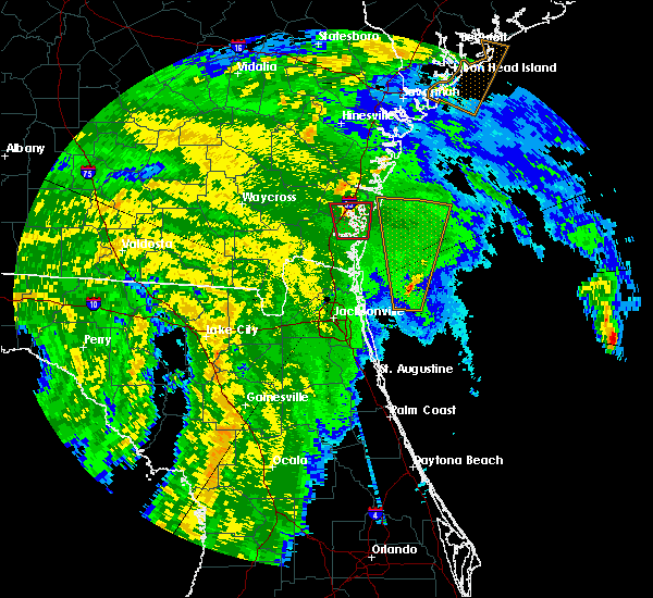 Jekyll Island Weather Radar