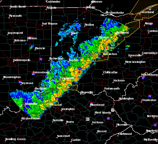 Radar Image for Severe Thunderstorms near Neville, OH at 9/10/2016 5:05 PM EDT